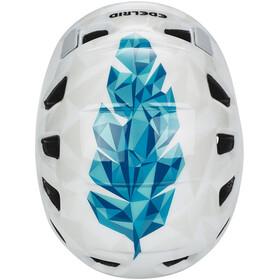 Edelrid Shield Lite Helmet icemint-snow